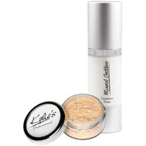 Kylies Professional Loose Mineral Foundation Plus Mineral Primer