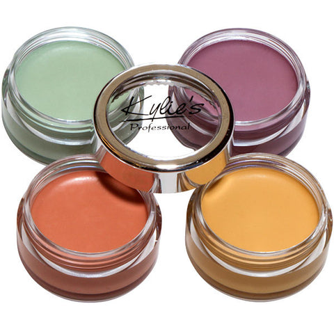 Mineral Goddess Colour Correctors - Kylies Professional Makeup