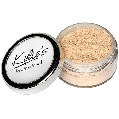 Mineral Goddess Loose Foundation - Kylies Professional Makeup