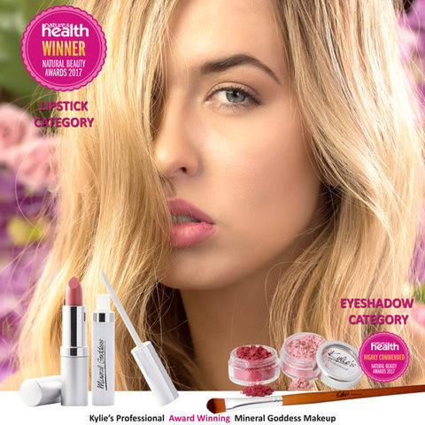 Natural Beauty Awards Winner - Lipstick