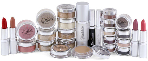 Artist Start up & Student Mineral Goddess Kit - Kylies Professional Makeup