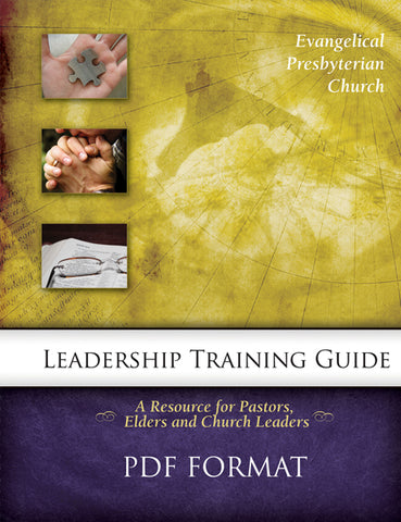 Leadership Training Guide (Downloadable PDF Format)