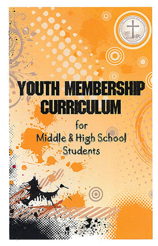 Youth Membership Curriculum for Middle and High School Students (Downloadable PDF Format)