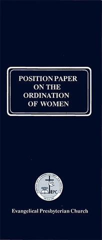 Position Paper on the Ordination of Women