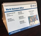World Outreach 2019-20 Directory & Prayer Guide