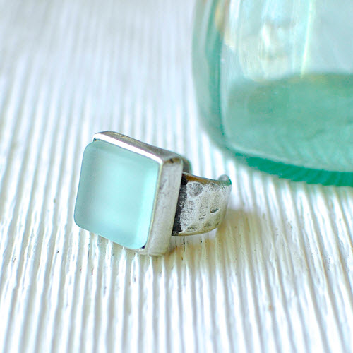 Rings Made From Recycled Materials