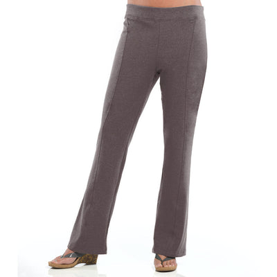 Willow Boot Cut Ladies Pant - Earth