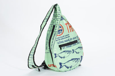 Recycled Sling Bag