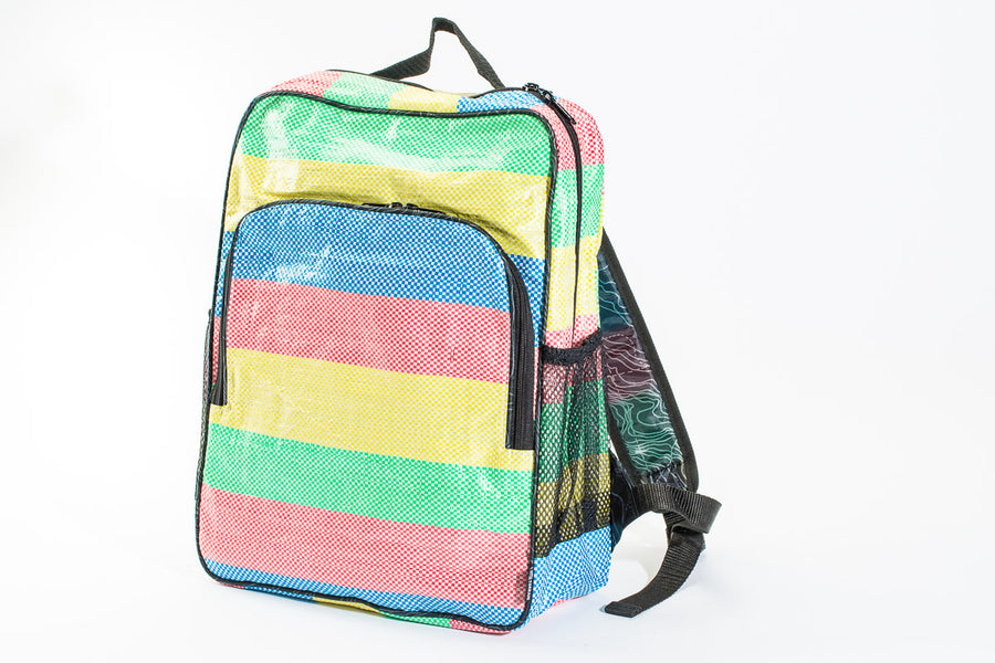 Feed Bag Free Trade Backpack