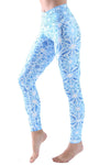 Aqua Aura Leggings