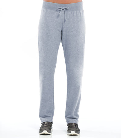 Ladies Aspen French Terry Pant - Ash