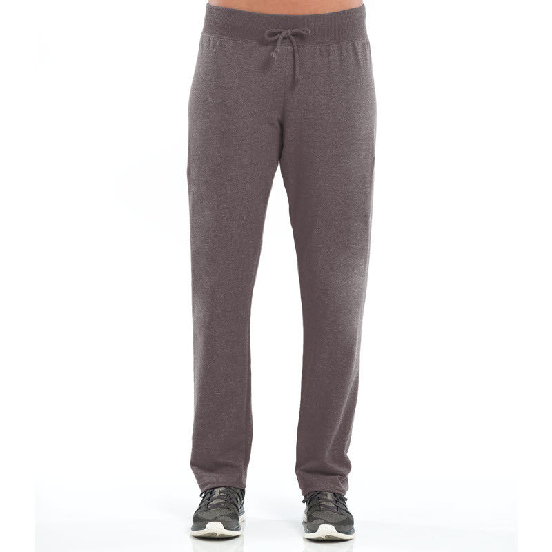 Ladies Aspen French Terry Pant - Charcoal