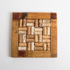 Small Wine Barrel Trivet
