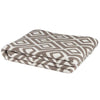 Eco Mod Square Throw Blanket (Khaki)