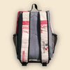 Elephant Branded Cement Bag Backpack - Backside