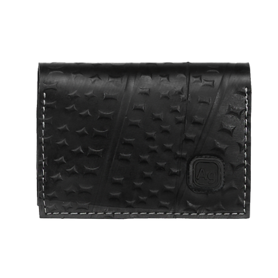 Reclaimed Tire Tube Belltown Wallet