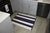 Fire Hose Floor Mat - Blue/White 3x4