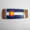 Colorado Barrel Stave Flag