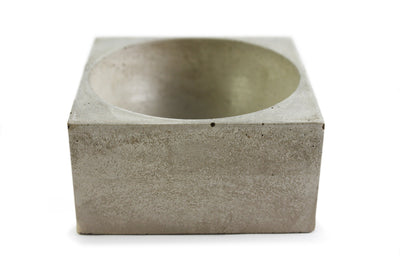 Concrete Desk Set - Pinch Bowl