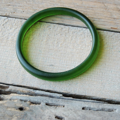 Recycled Champagne Bottle Bangle