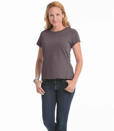 Women's Daisy Fitted Top - Earth