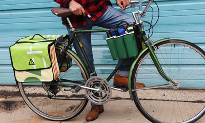Double Dutch Dual Pannier Set