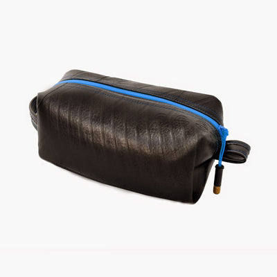 Elliott Toiletries Kit with Blue Interior