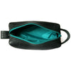 Mini Elliott Toiletry Kit - Teal Interior