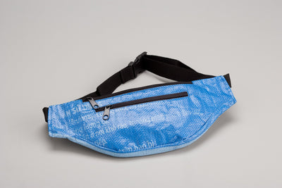 Eco-Friendly Fanny Pack (Blue)