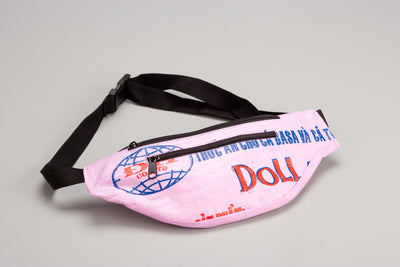 Eco-Friendly Fanny Pack (Pink)