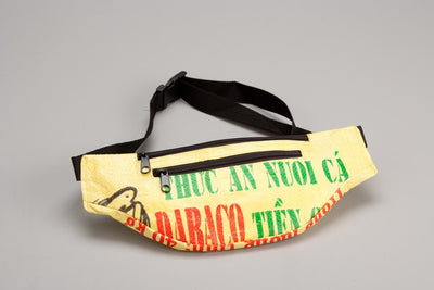 Eco-Friendly Fanny Pack (Yellow)