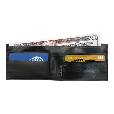 Franklin Rubber Wallet - Interior Model