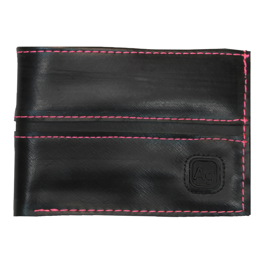 Franklin Eco Vegan Rubber Wallet