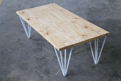 Geometric Collection Table