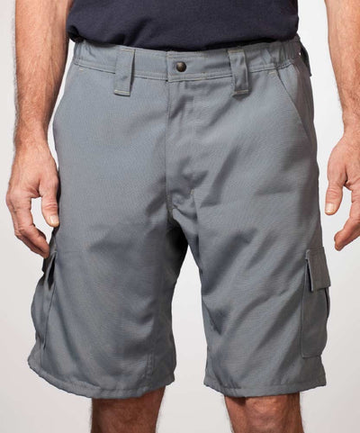 Men's Eco-Friendly Grey Shorts