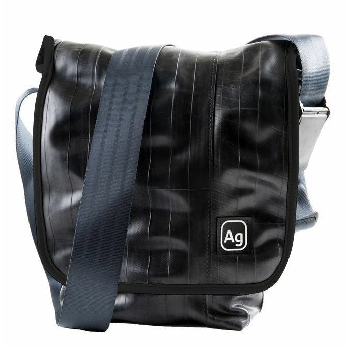 Haversack Bicycle Inner Tube Messenger Bag