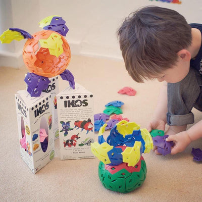 IKOS Creator Toy Set for Kids