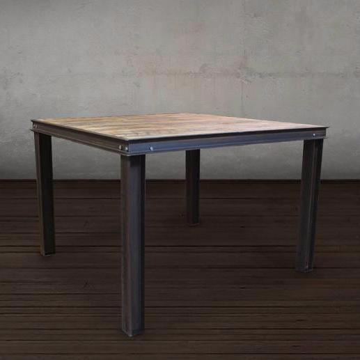 Kitchen Furniture The Spotted Door - Reclaimed wood high top table