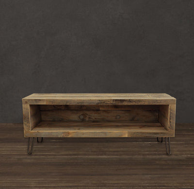 "Reclaimed Wood 48"" Media Console"