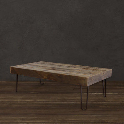 "Reclaimed Wood 42"" Homestead Coffee Table"