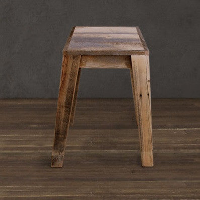 Reclaimed Wood Collins End Table