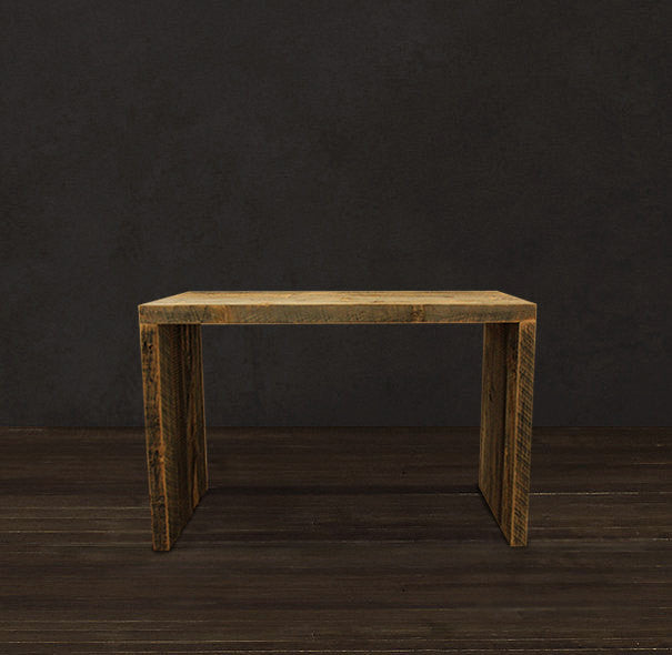 Reclaimed Wood Collins Console Table