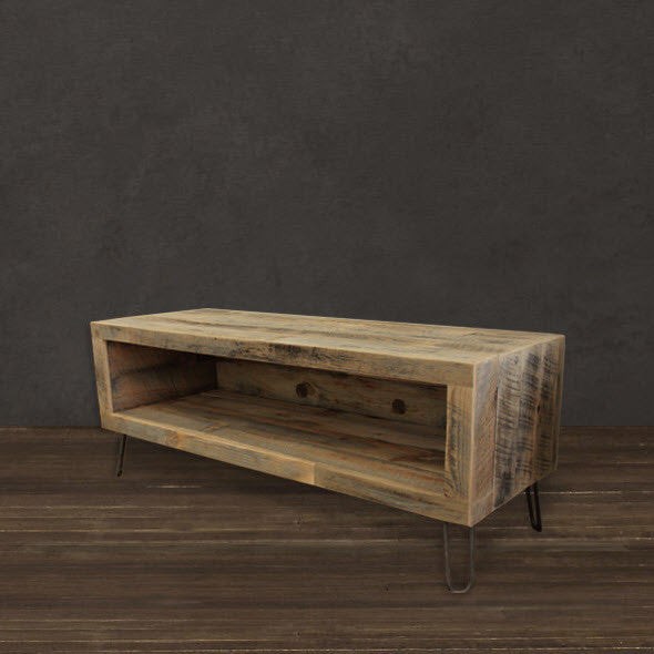 "Atlas Reclaimed Wood 56"" TV Stand"