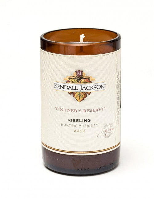 Kendall-Jackson Wine Bottle Candle
