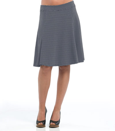 Ladies Anise Skirt - Charcoal/Ash