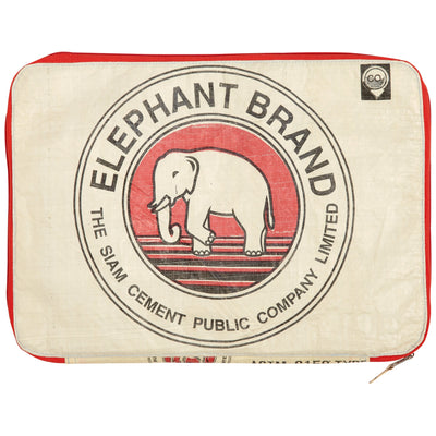 Elephant Branded Recycled Laptop Case