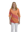 Holly Eco-Friendly Women's Top - Papaya