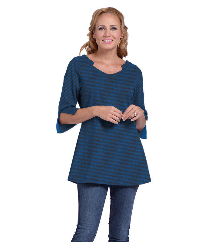 Women's Lotus Tunic Top