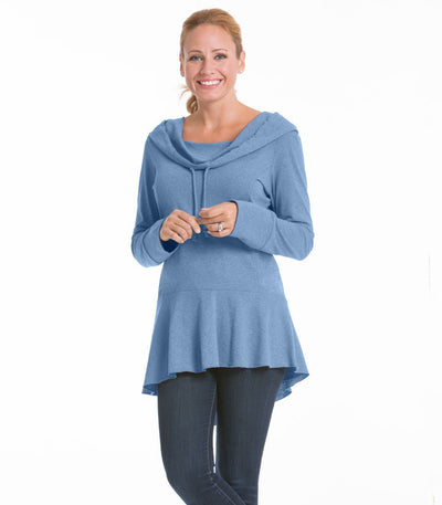 Snapdragon Women's Top - Chamblue