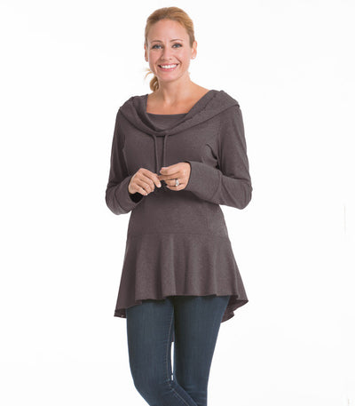 Snapdragon Women's Top - Earth